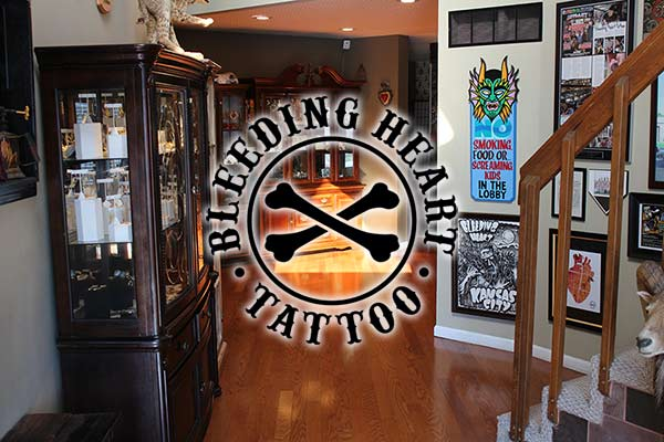 Tattoo shops in lees summit mo